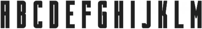 Cotdien Typeface ttf (400) Font LOWERCASE