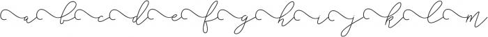 Cottage Market Script - Alt 1 ttf (400) Font UPPERCASE