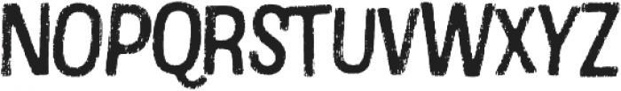 Cotton Regular otf (400) Font UPPERCASE