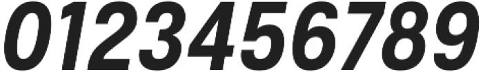 Couplet CF Extra Bold Italic otf (700) Font OTHER CHARS