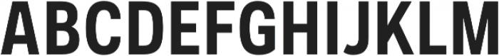 Couplet CF Extra Bold otf (700) Font UPPERCASE