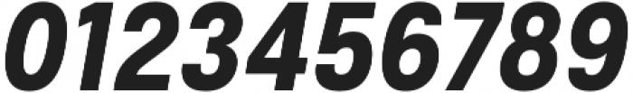 Couplet CF Heavy Italic otf (800) Font OTHER CHARS