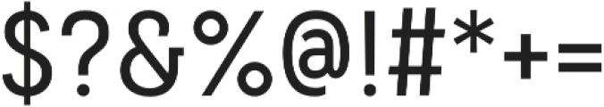 Couplet CF Medium otf (500) Font OTHER CHARS