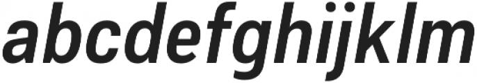 Couplet CF otf (700) Font LOWERCASE