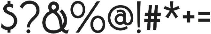 Cowling Sans otf (400) Font OTHER CHARS