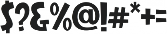 Coworking Space otf (400) Font OTHER CHARS
