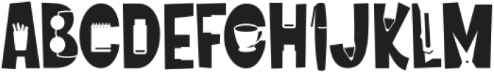 Coworking Space otf (400) Font LOWERCASE