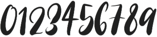 Cozi Glow otf (400) Font OTHER CHARS