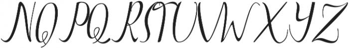 confident ttf (400) Font UPPERCASE