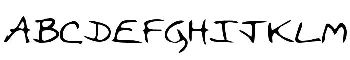 Cody Regular Font LOWERCASE