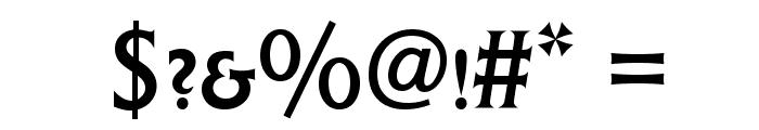 ColumnaSolSCD Font OTHER CHARS
