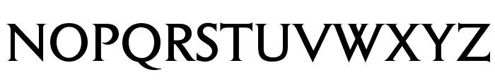 ColumnaSolSCD Font UPPERCASE