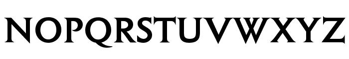 ColumnaSolSCD Font LOWERCASE