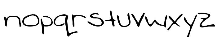 Corbitt Regular Font LOWERCASE