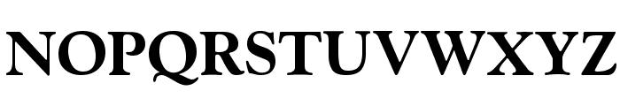 CordialBlk Font UPPERCASE