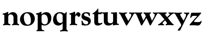 CordialBlk Font LOWERCASE