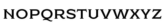 Cottonhouse SemiBold Font UPPERCASE