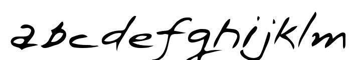 Covey Regular Font LOWERCASE