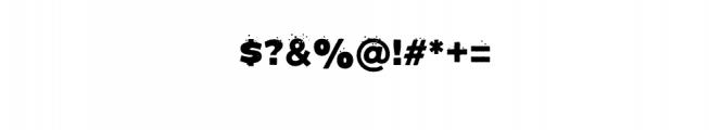 COOLEST-Regular.ttf Font OTHER CHARS