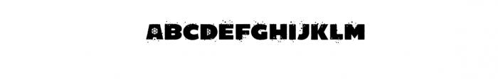 COOLEST-Regular.ttf Font UPPERCASE