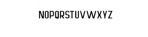 Concepts Sans Serif.ttf Font LOWERCASE