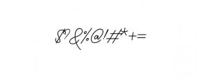 Costtella Font OTHER CHARS
