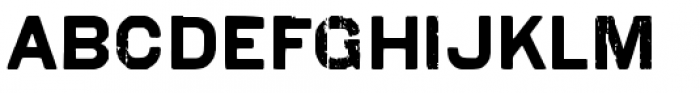 Coldharbour Gothic Pro Font LOWERCASE