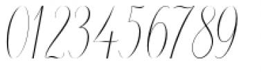 Constancia Script Regular Font OTHER CHARS