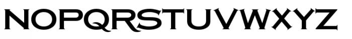 Copperplate Classic Plain Plus Font UPPERCASE