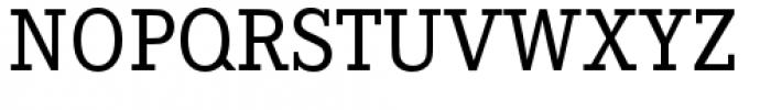 Corporate E Medium Font UPPERCASE