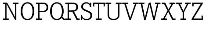 Corporate E SC Light Font UPPERCASE