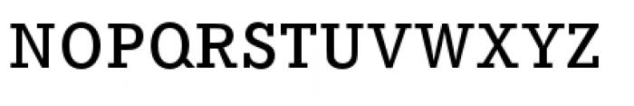 Corporate E SC Regular Font LOWERCASE