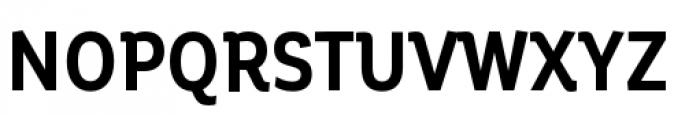Corporative Condensed Bold Font UPPERCASE