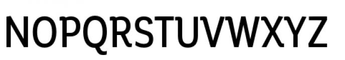 Corporative Condensed Medium Font UPPERCASE