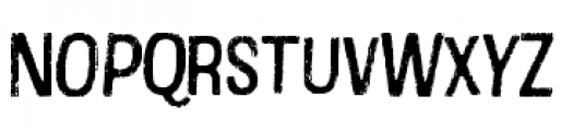 Cotton Font UPPERCASE