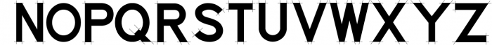 Concept+ 1 Font UPPERCASE