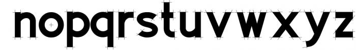 Concept+ 1 Font LOWERCASE