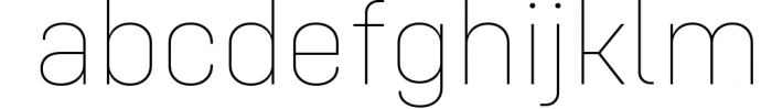 Config Complete Font Family 1 Font LOWERCASE