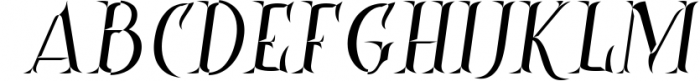 Controwell Victorian Typeface 1 Font LOWERCASE