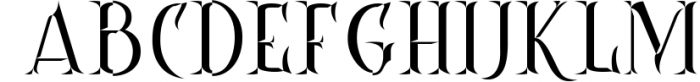 Controwell Victorian Typeface 2 Font LOWERCASE