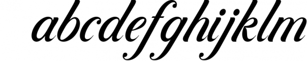 Controwell Victorian Typeface 3 Font LOWERCASE