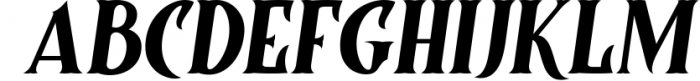 Controwell Victorian Typeface 4 Font LOWERCASE