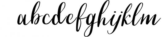 Coolscript font Font LOWERCASE