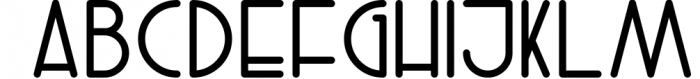 Cornella - Font Family 1 Font UPPERCASE