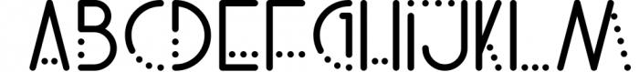 Cornella - Font Family 2 Font UPPERCASE