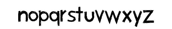 COALABEER Font LOWERCASE