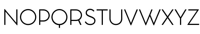 COCOMAT Light Font UPPERCASE