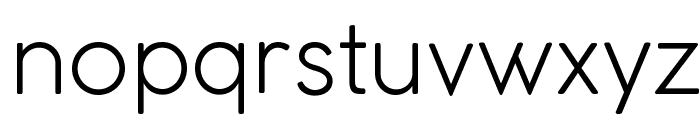 COCOMAT Light Font LOWERCASE