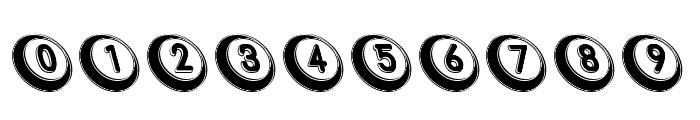 COM [sRB] Font OTHER CHARS