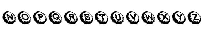 COM [sRB] Font LOWERCASE